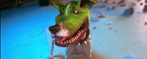 порода собаки из фильма маска