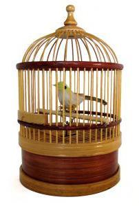 клетки для певчих птиц