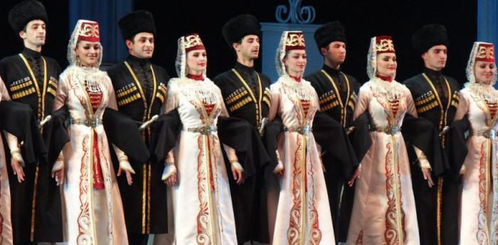 джеоргуба осетинский народный праздник