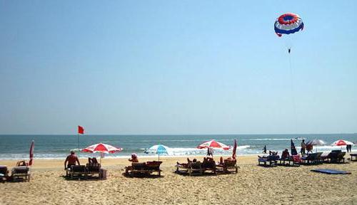 gaffinos beach resort 2 Гоа