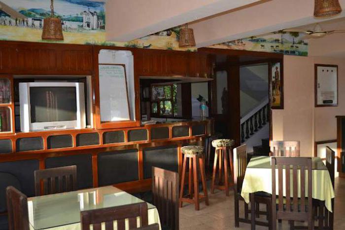 отель gaffinos beach resort 2