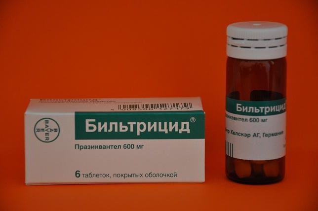 препарат от паразитов декарис