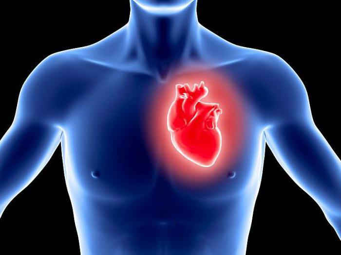 острый трансмуральный инфаркт миокарда передней стенки
