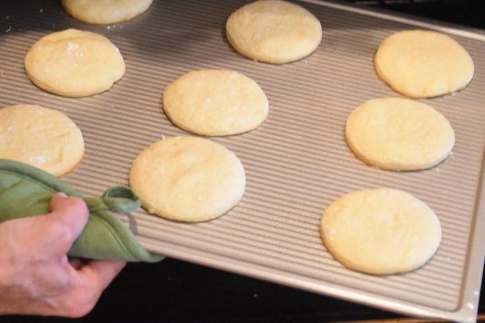 Печенье с плавленным сыром рецепт