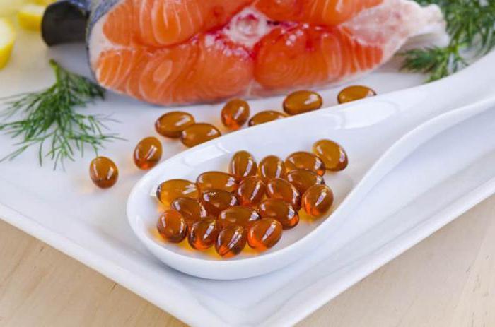 польза рыбьего жира в бодибилдинге