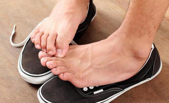 Алгель для ног: инструкция по применению