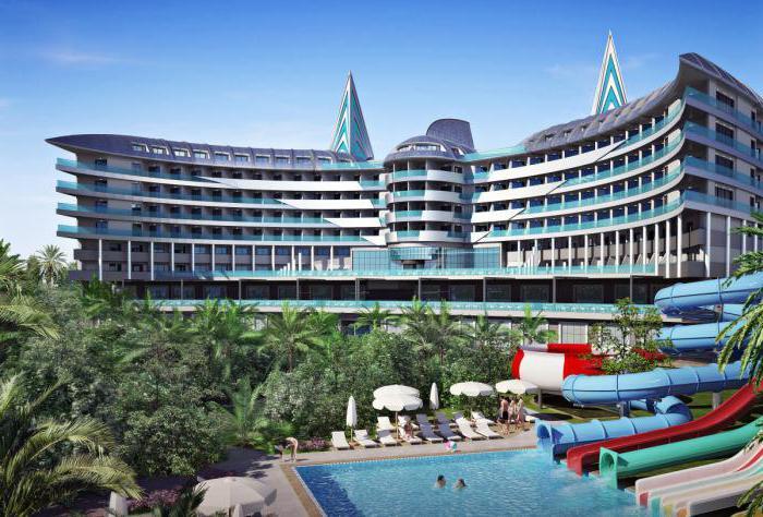 Отель Дельфин Ботаник Платинум, Алания, Турция: отзывы