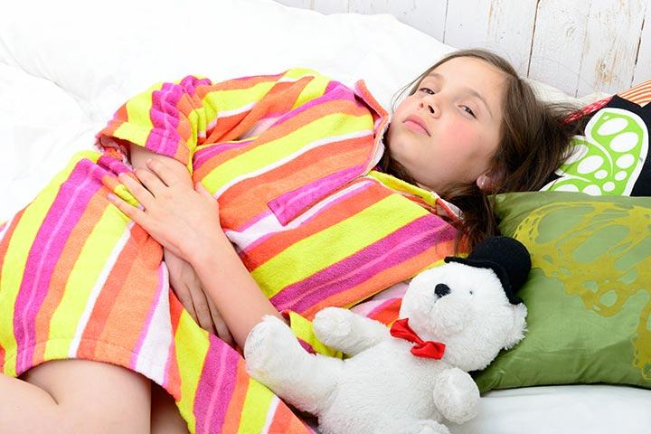 У ребенка болит живот - Страница №2