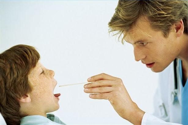 хронический тонзиллит запах изо рта удаление гланд