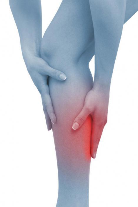 рак кости ноги симптомы