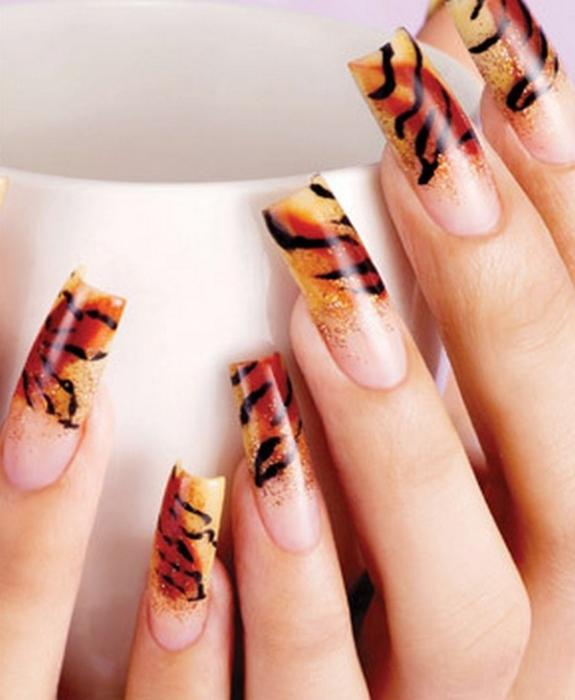 акриловые ногти отзывы