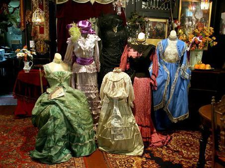 одежда 19 века