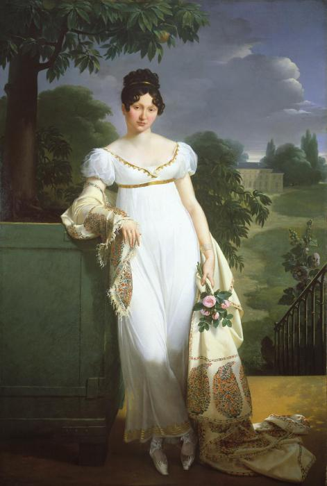 одежда дворян 19 века