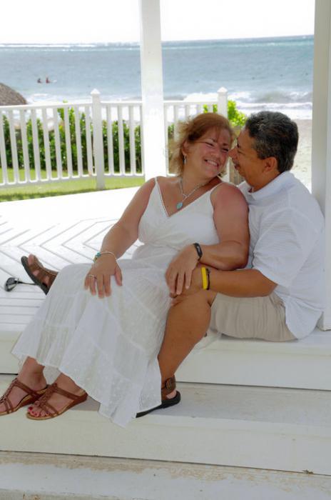 30 лет совместной жизни