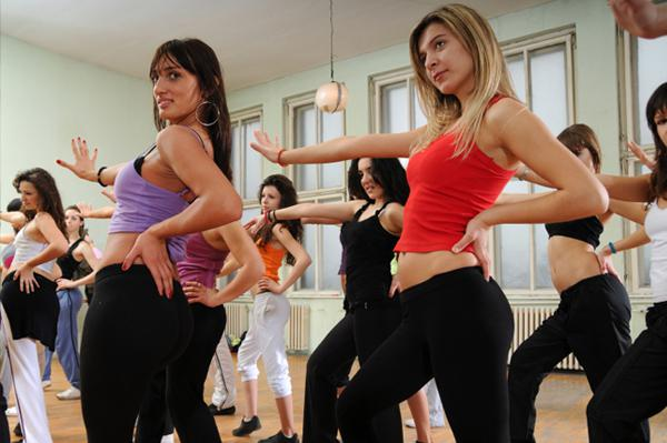 Спортивно-бальный танец - красивый и полезный вид спорта