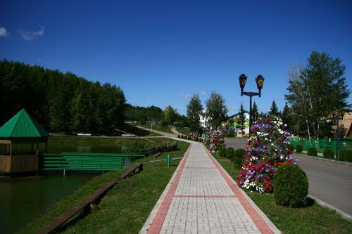 санаторий бакирово татарстан