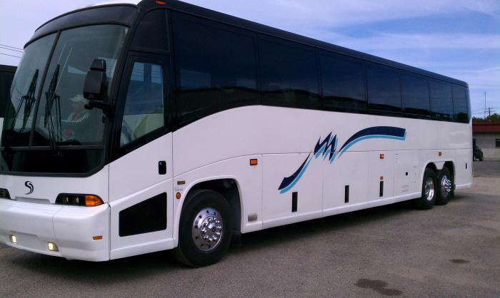 Схема тур автобусные туры