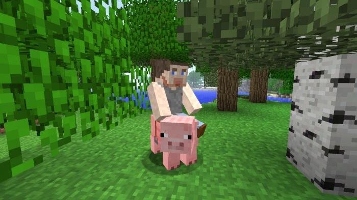 Для чего и как сделать седло в Minecraft