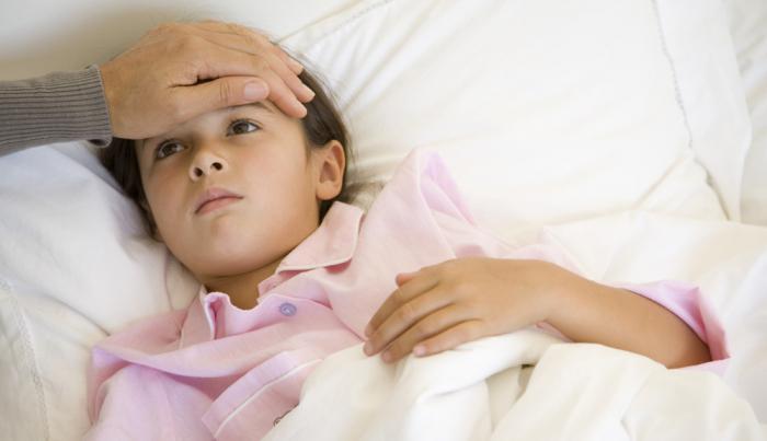 что лучше принимать при гриппе ребенку