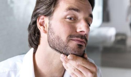 как красиво постричь бороду