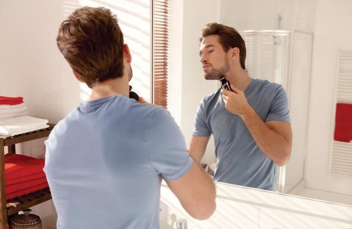 как правильно подстричь бороду