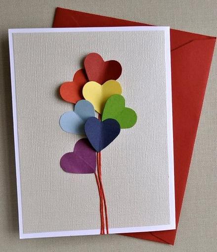 Как делать красивые открытки своими рук