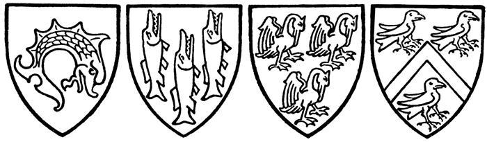 геральдика значение символов и цветов