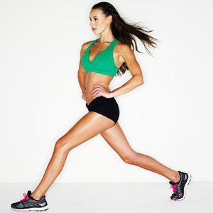 Как похудеть в ногах и накачать ягодицы