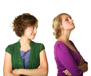 к чему снится ссора с бывшей подругой