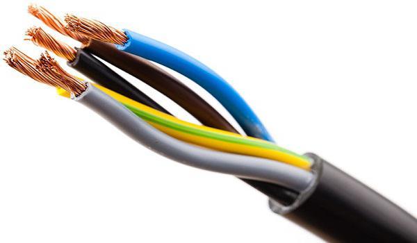 Провода для проводки в доме