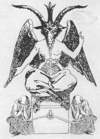 Карта Таро Дьявол: значение прямой и перевернутой карты