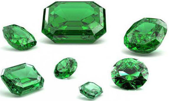 Камни зеленого цвета названия.