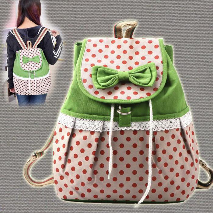 Рюкзаки для девушек своими руками polyamide 6.6 рюкзаки