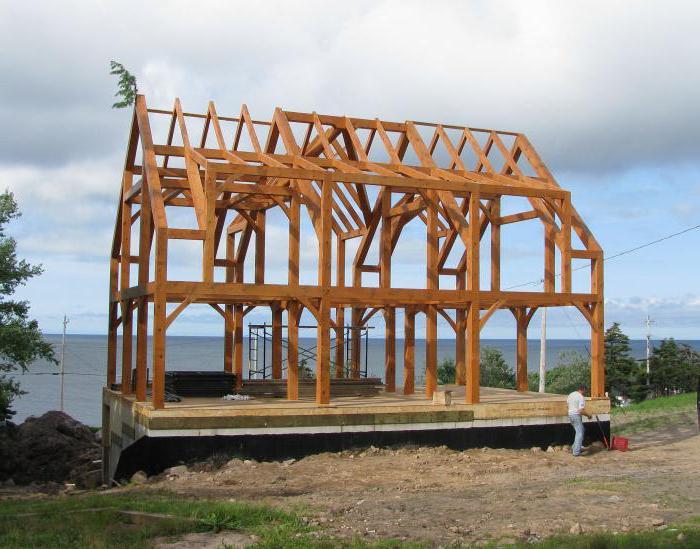 канадская технология каркасного домостроения