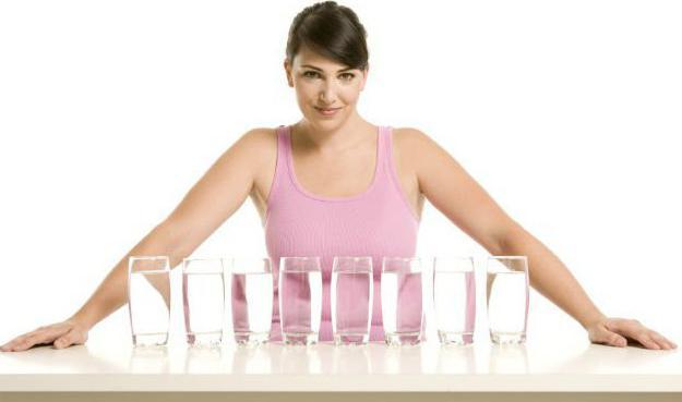 сколько стаканов воды в день должен выпивать взрослый человек