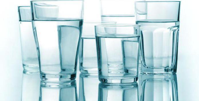 сколько воды в день должен выпивать человек