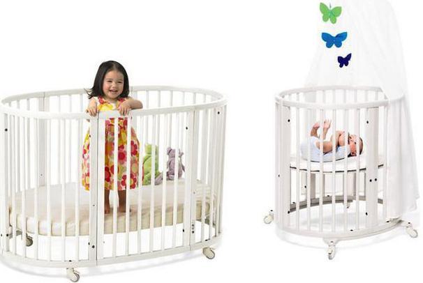 рейтинг лучших детских кроваток для новорожденных