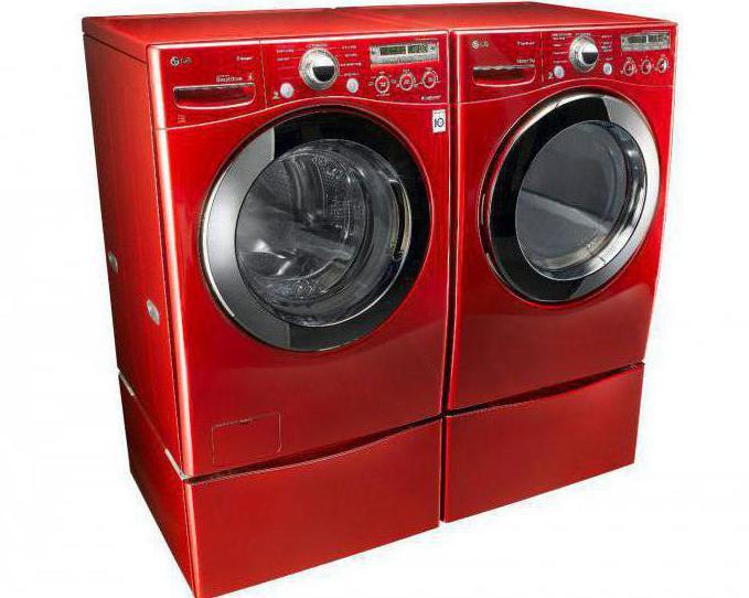 стиральная машина lg функция пара