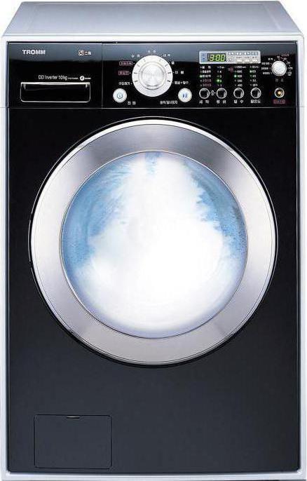 режим стиральной машины стирка паром