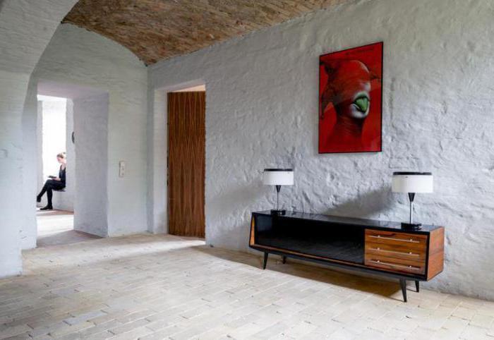мебель в прихожую в стиле лофт