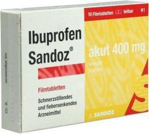 Ибупрофен с алкоголем совместимость