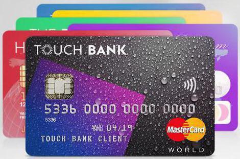 Отзывы: Touch Bank. Банковские услуги