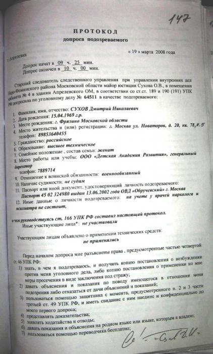 Памяти Протокол опроса свидетеля адвокатом в гражданском процессе путям