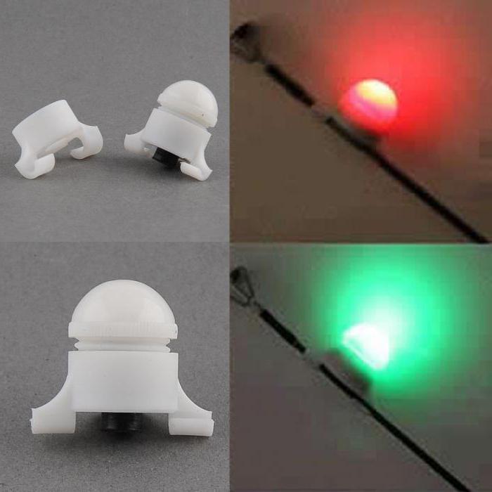 Рыболовные светлячки