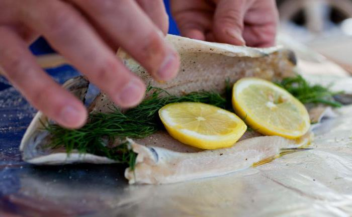 как приготовить филе форели в духовке рецепты