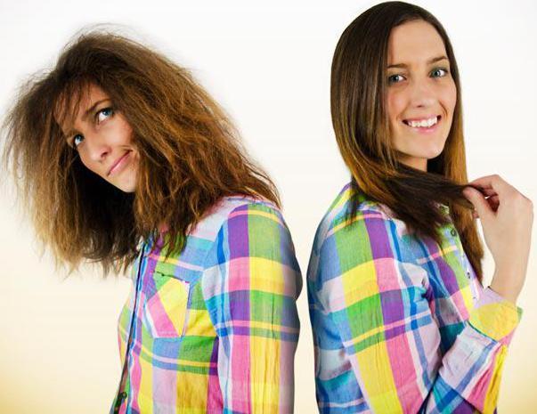 выпрямляющий крем для волос