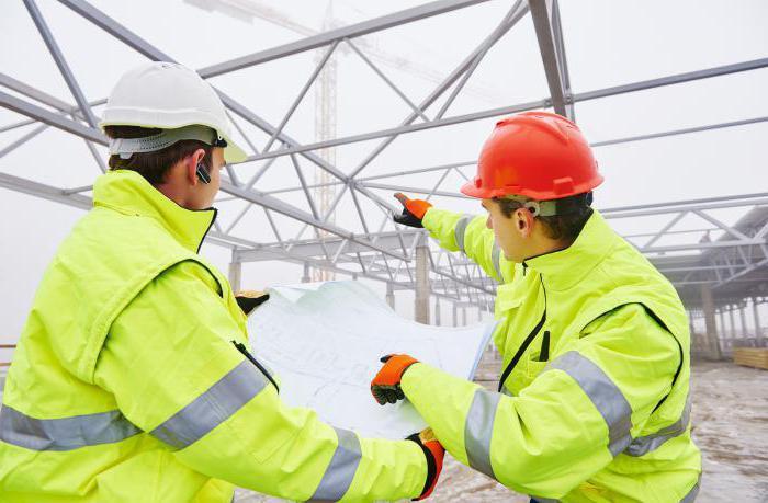 Должностная инструкция рабочий строитель