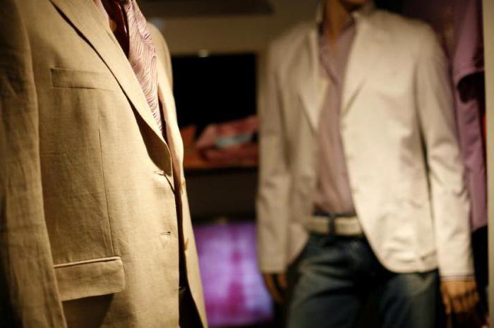какая должна быть длина рукава мужского пиджака