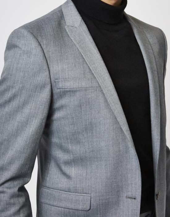 длина рукава пиджака мужского летнего
