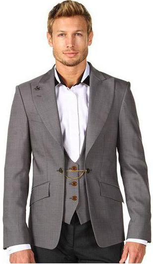 длина рукава мужского пиджака